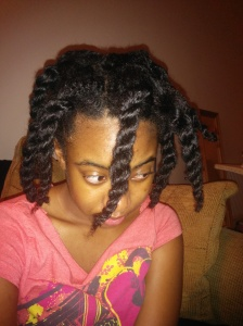 Twists before bed